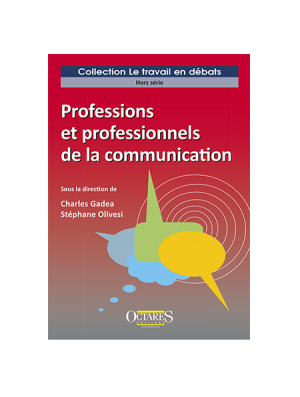 Professions et professionnels de la communication