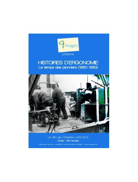 Histoire d'ergonomie - Le temps des pionniers (1950 - 1980)