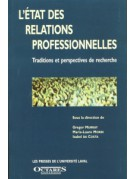 L'état des relations professionnelles. Traditions et perspectives de recherche