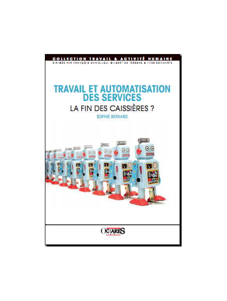 Travail et automatisation des services - La fin des caissières ?